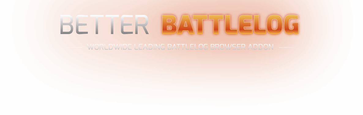 Better Battlelog Header